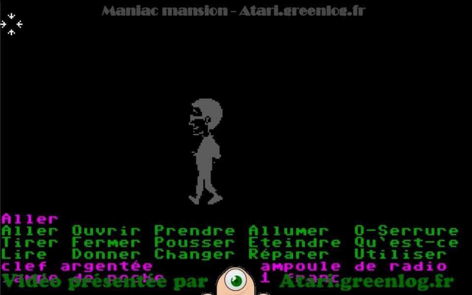 Maniac Mansion : Impression d'écran 33