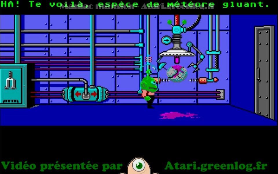 Maniac Mansion : Impression d'écran 39