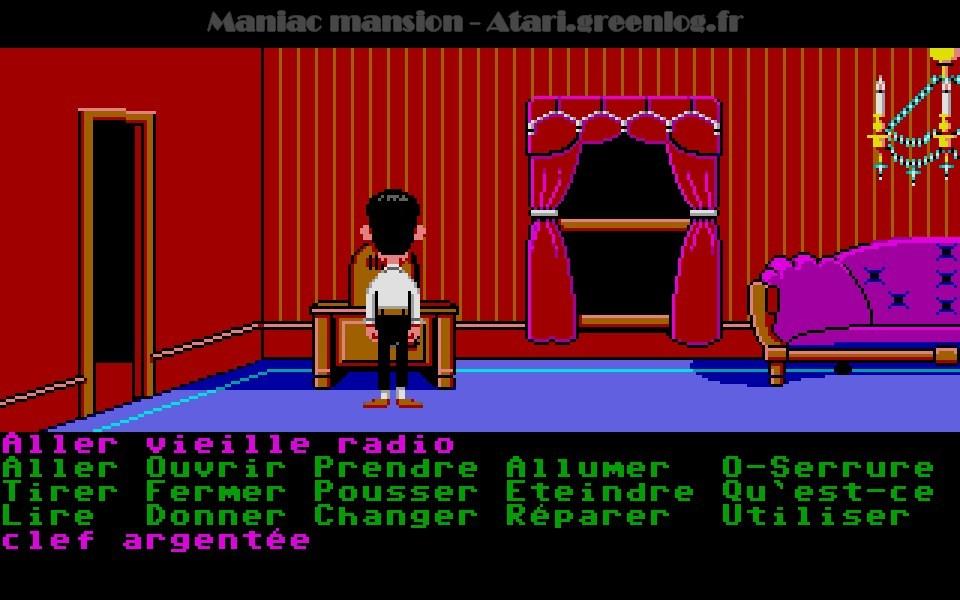 Maniac Mansion : Impression d'écran 50