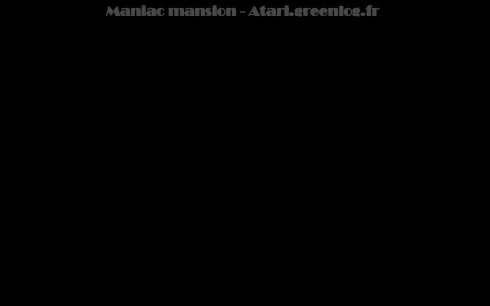 Maniac Mansion : Impression d'écran 54