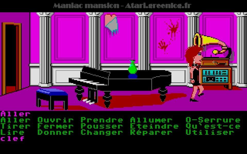 Maniac Mansion : Impression d'écran 60