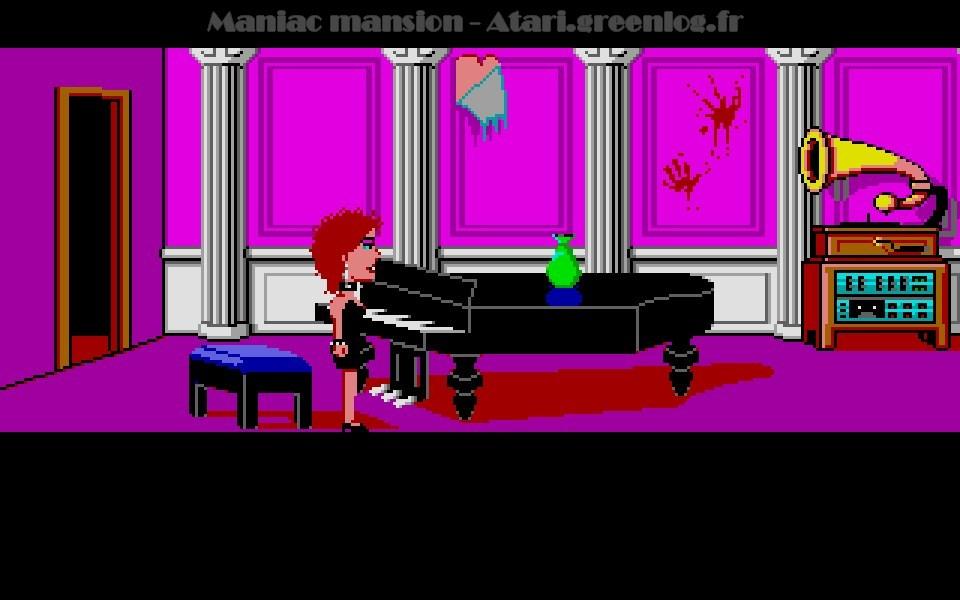 Maniac Mansion : Impression d'écran 62