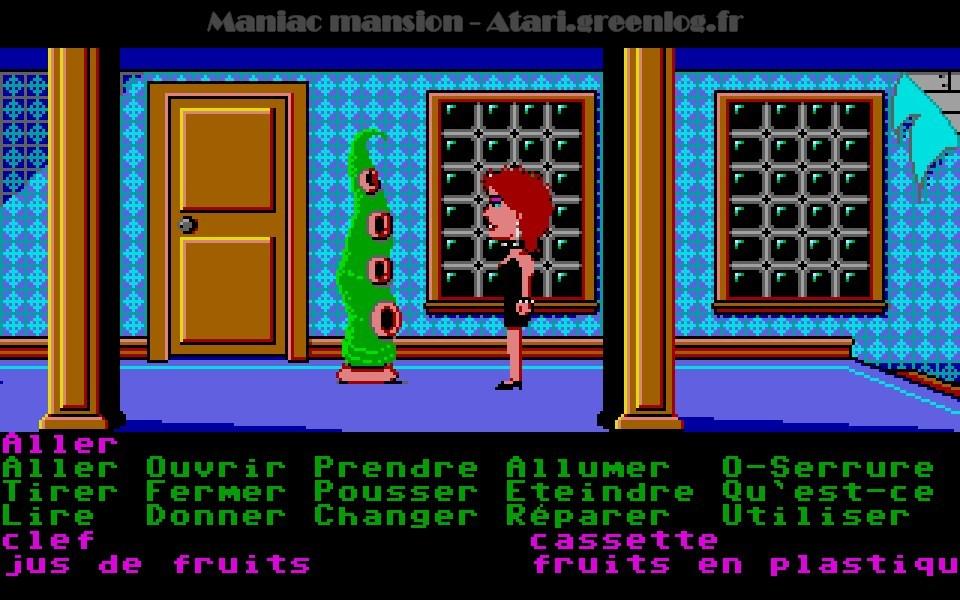 Maniac Mansion : Impression d'écran 63
