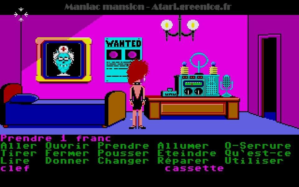 Maniac Mansion : Impression d'écran 66