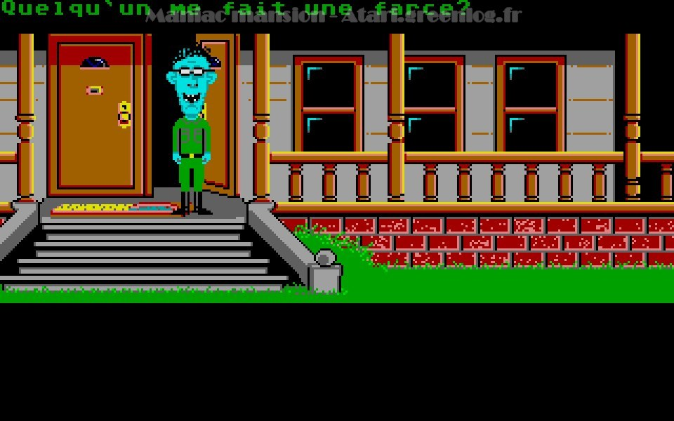 Maniac Mansion : Impression d'écran 69