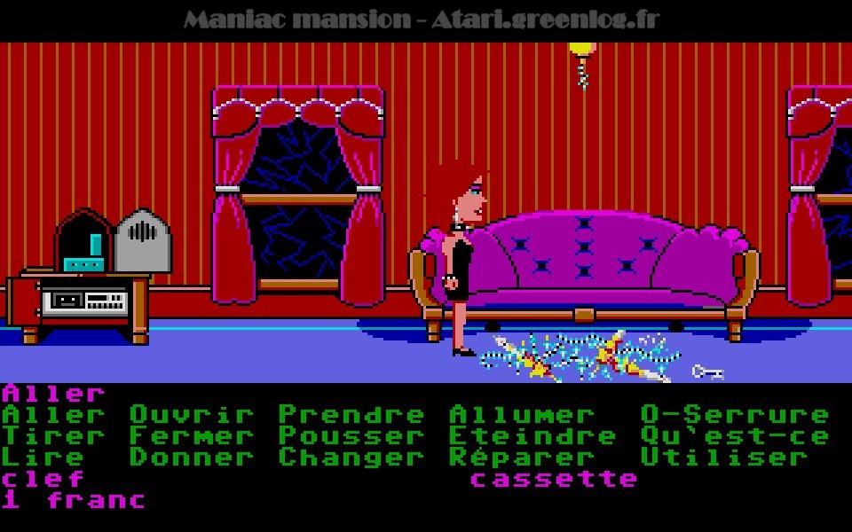 Maniac Mansion : Impression d'écran 70