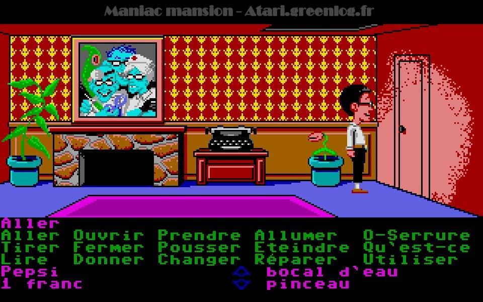 Maniac Mansion : Impression d'écran 78