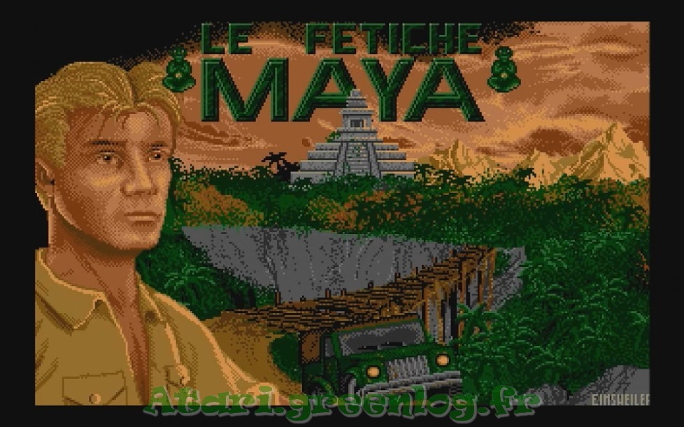 Le fétiche maya : Impression d'écran 15