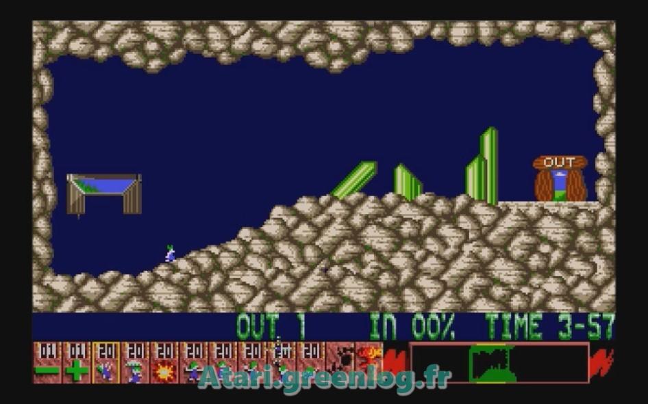 Oh No ! More Lemmings : Impression d'écran 6