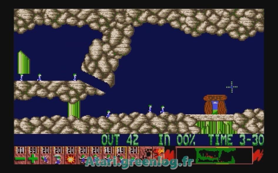 Oh No ! More Lemmings : Impression d'écran 15