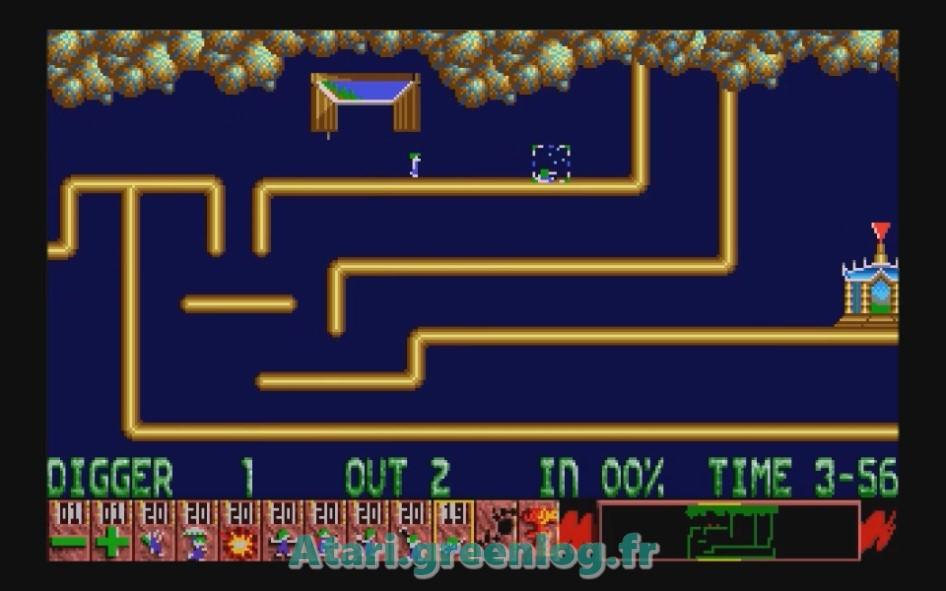 Oh No ! More Lemmings : Impression d'écran 18