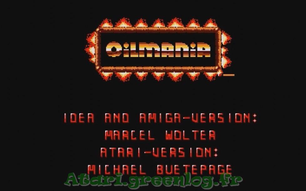 Oilmania : Impression d'écran 3