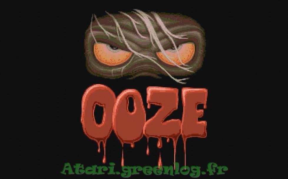 Ooze : Impression d'écran 4