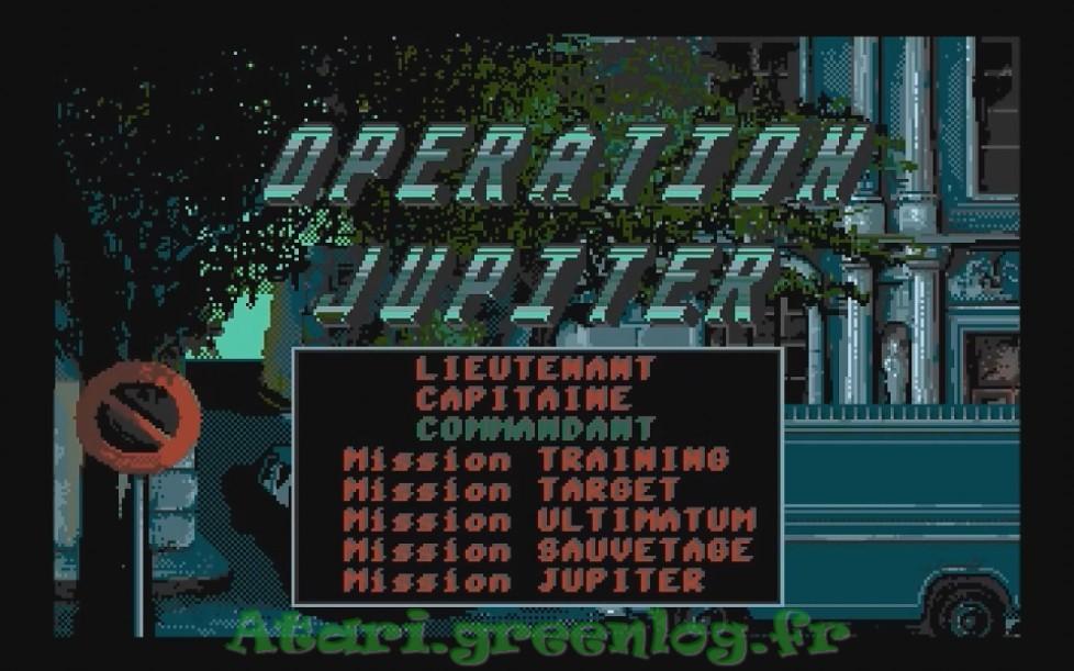 Opération Jupiter : Impression d'écran 3