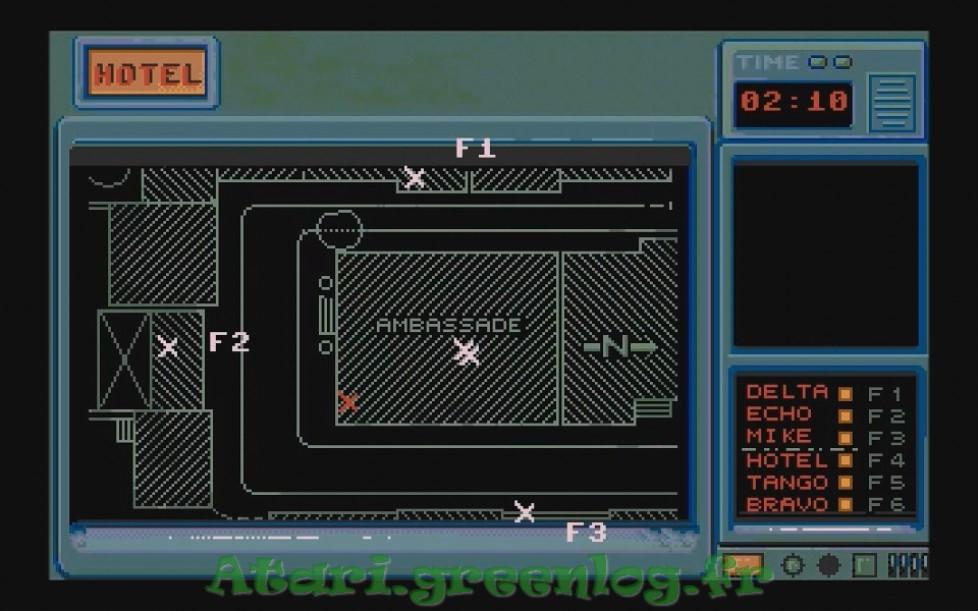 Opération Jupiter : Impression d'écran 14