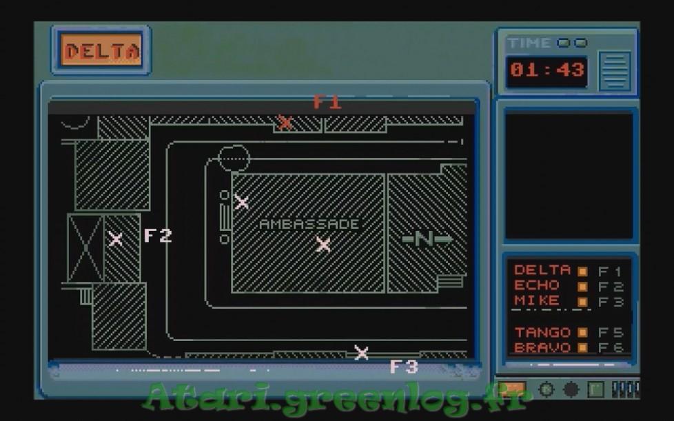 Opération Jupiter : Impression d'écran 23