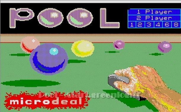 Electronic Pool