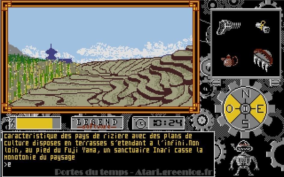 Les portes du temps : Impression d'écran 33