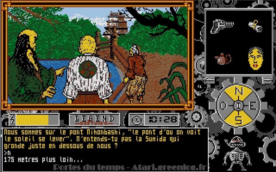 Les portes du temps : Impression d'écran 37