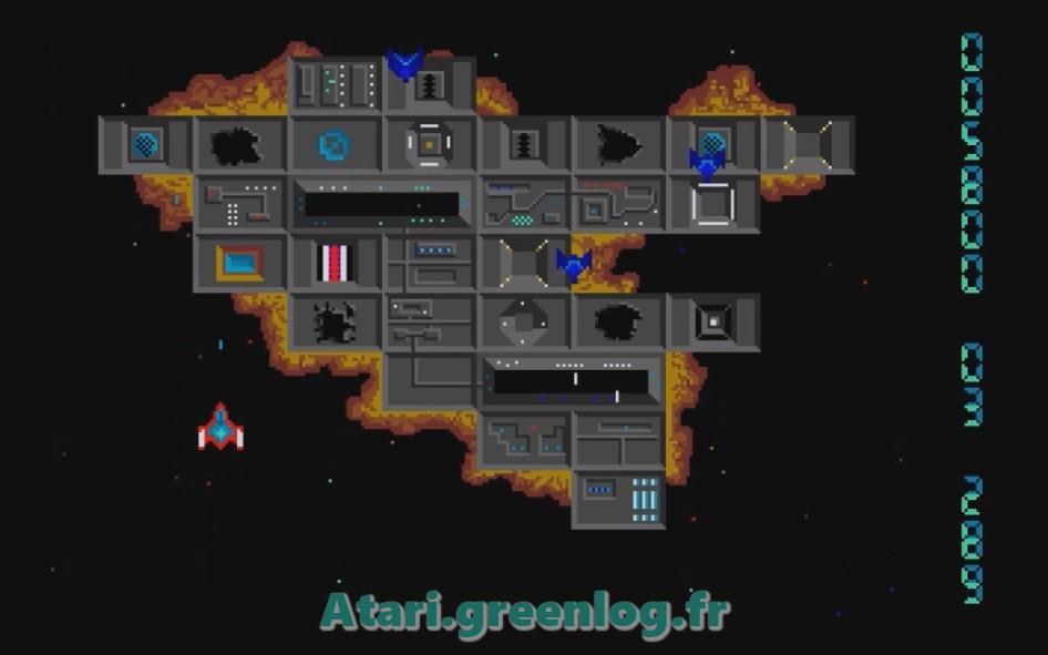 Quasar : Impression d'écran 5