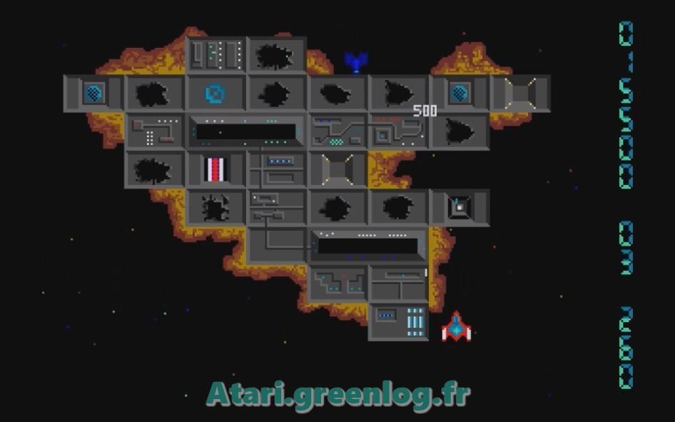 Quasar : Impression d'écran 8