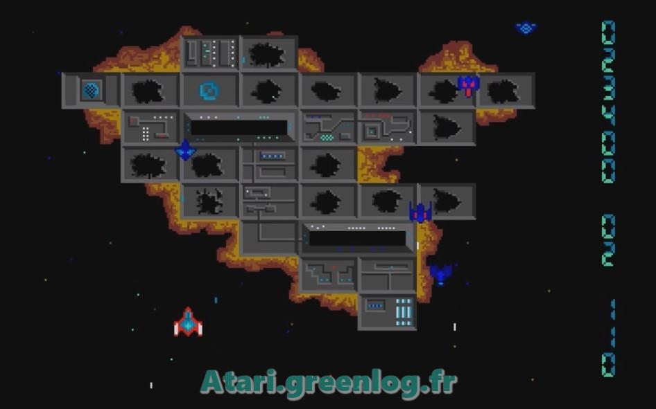 Quasar : Impression d'écran 10