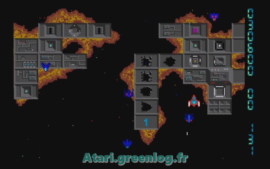 Quasar : Impression d'écran 14