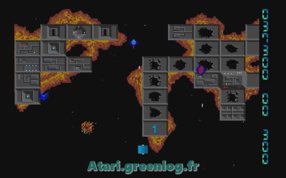 Quasar : Impression d'écran 15