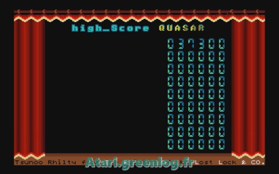 Quasar : Impression d'écran 16