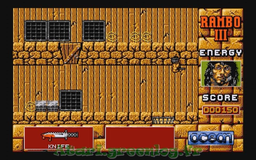 Rambo 3 : Impression d'écran 2