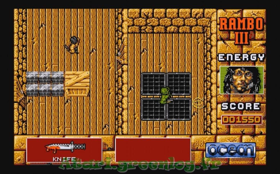 Rambo 3 : Impression d'écran 6