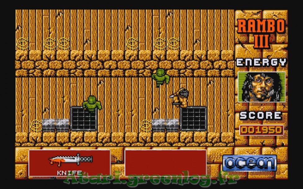 Rambo 3 : Impression d'écran 7