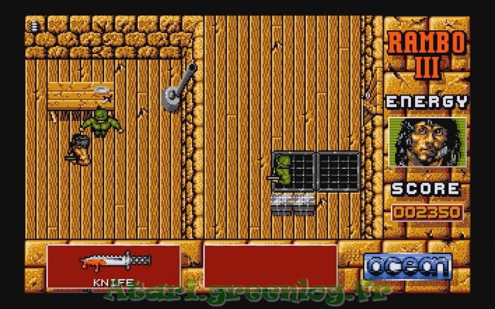 Rambo 3 : Impression d'écran 8