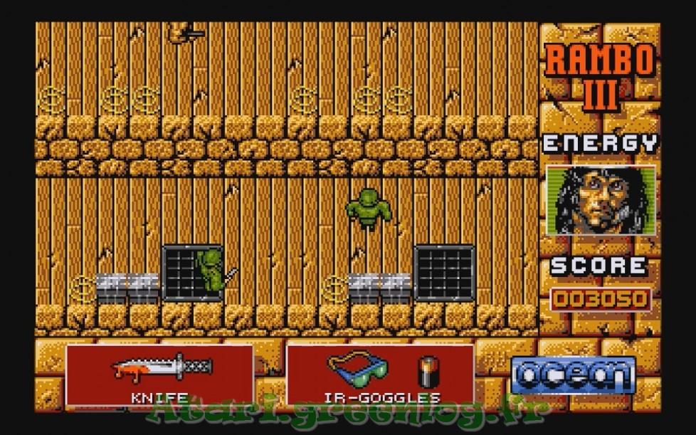 Rambo 3 : Impression d'écran 10
