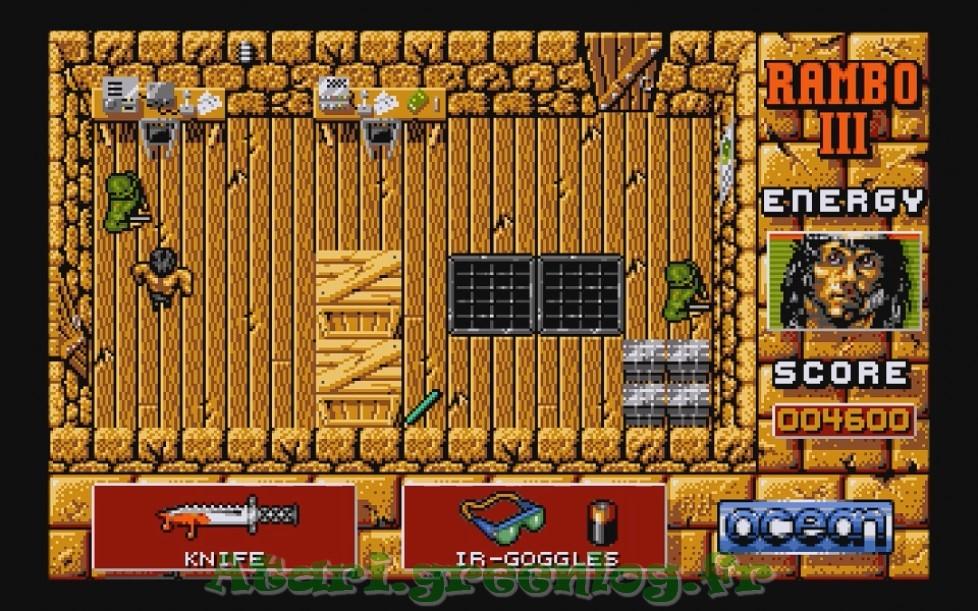 Rambo 3 : Impression d'écran 13
