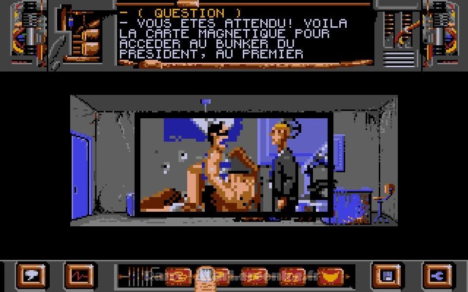Ranx : Impression d'écran 9