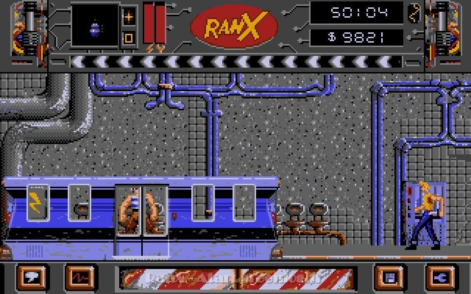 Ranx : Impression d'écran 15