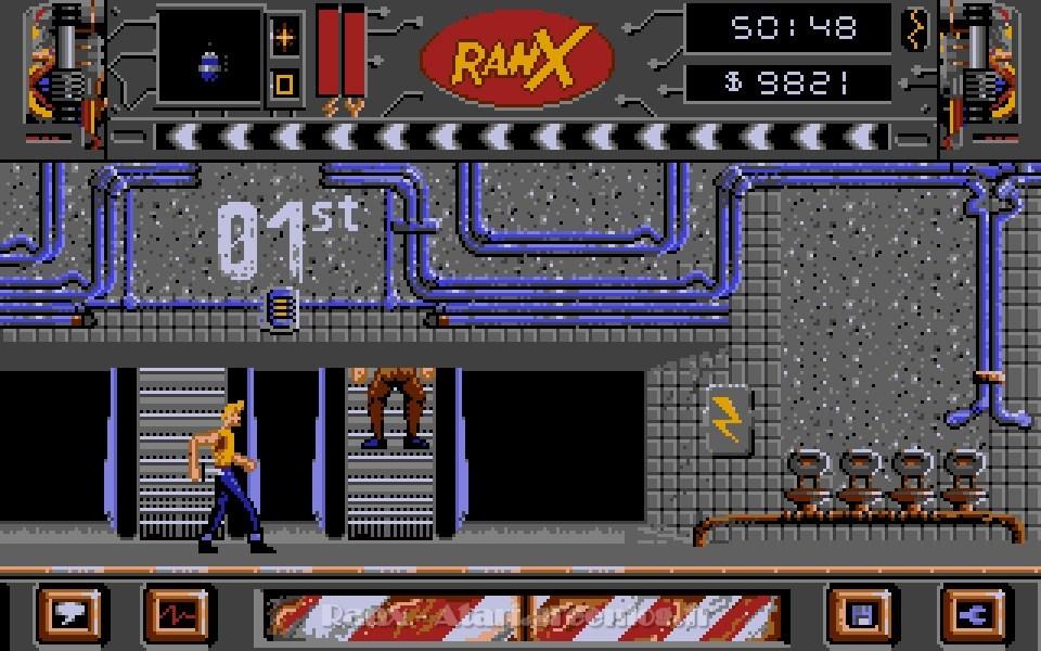 Ranx : Impression d'écran 16