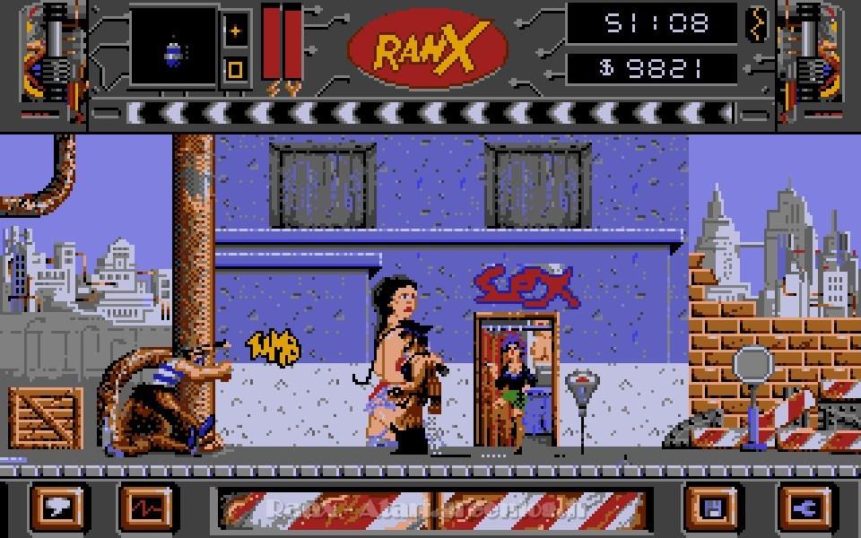 Ranx : Impression d'écran 18