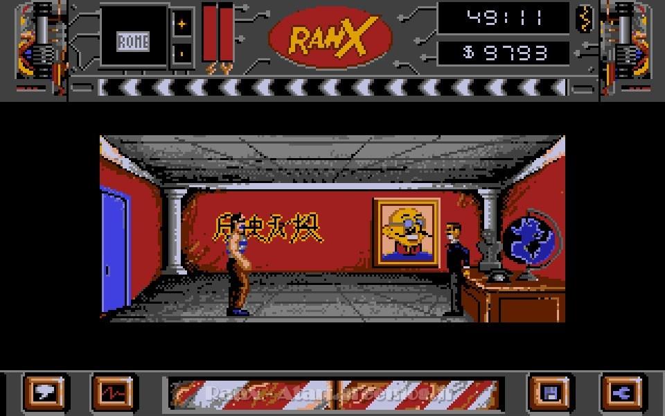 Ranx : Impression d'écran 20