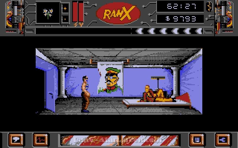 Ranx : Impression d'écran 23