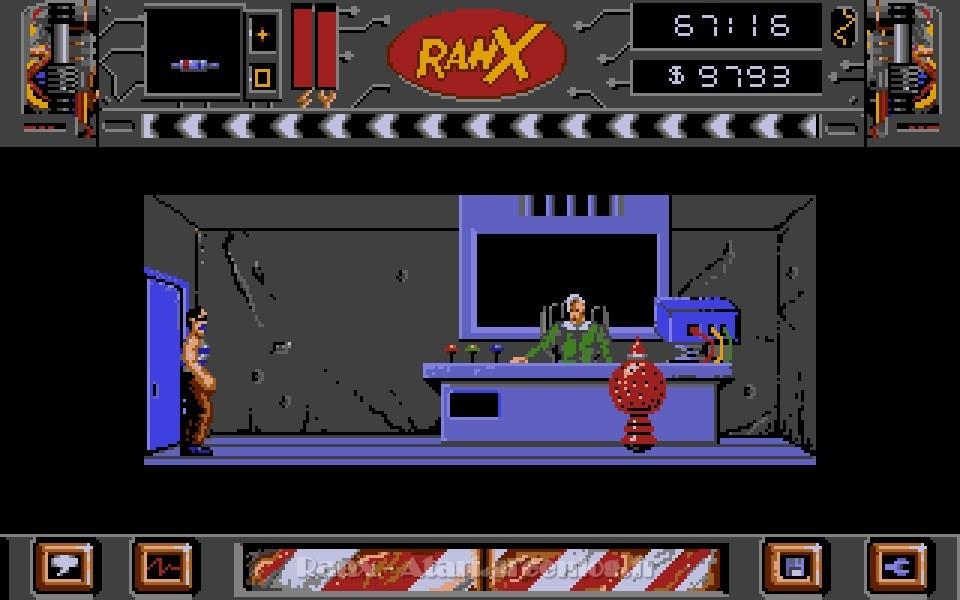 Ranx : Impression d'écran 28