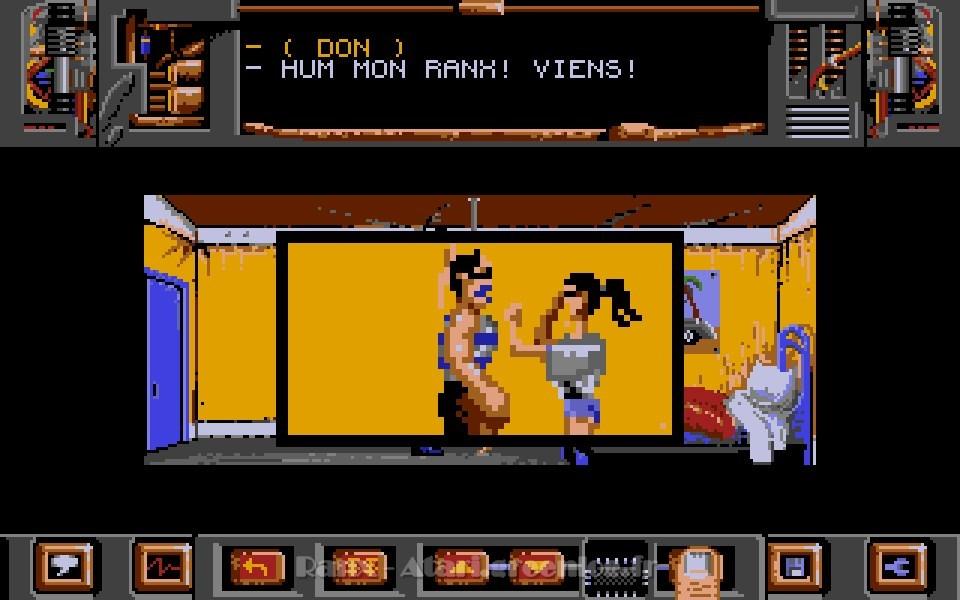 Ranx : Impression d'écran 32