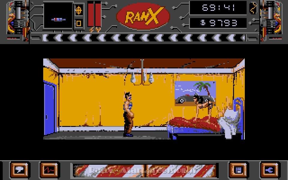 Ranx : Impression d'écran 33