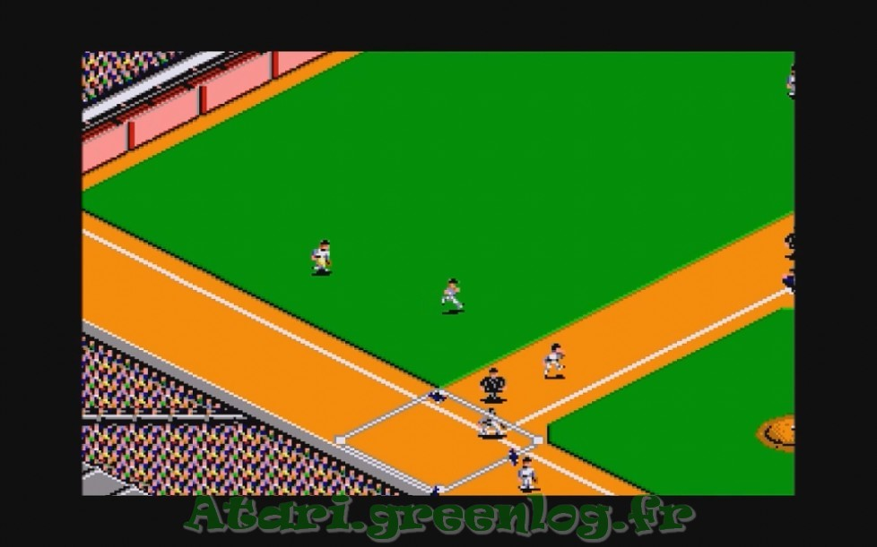 RBI Baseball 2 : Impression d'écran 13