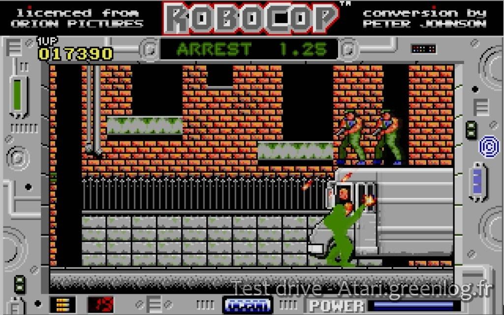 Robocop : Impression d?écran 3