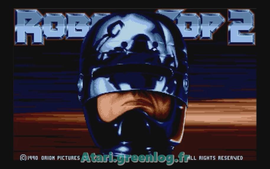 Robocop 2 : Impression d'écran 2