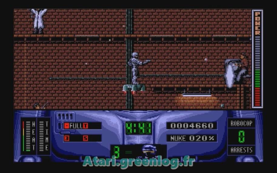 Robocop 2 : Impression d'écran 15