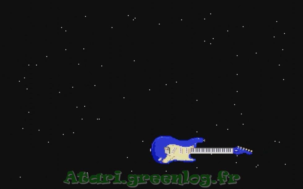 Rock Star : Impression d'écran 1