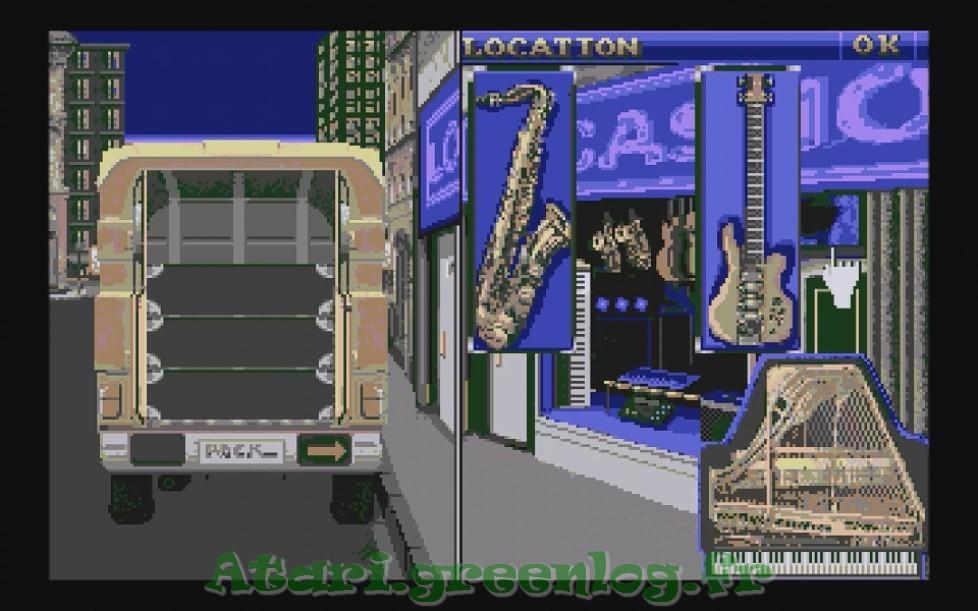Rock Star : Impression d'écran 15